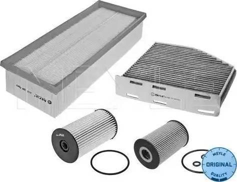 Meyle 112 330 0003/S - Filter-komplekt multiparts.ee