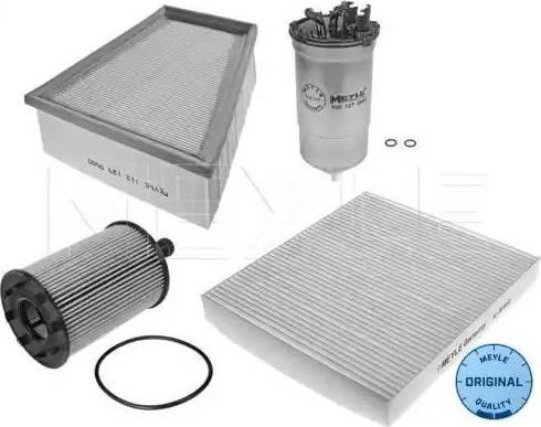 Meyle 112 330 0002/S - Filter-komplekt multiparts.ee