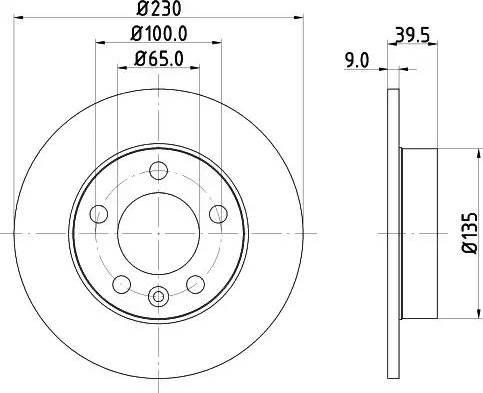 Mintex MDC980 - Piduriketas multiparts.ee