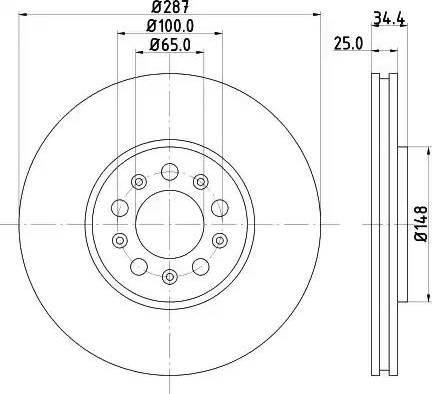 Mintex MDC979 - Piduriketas multiparts.ee