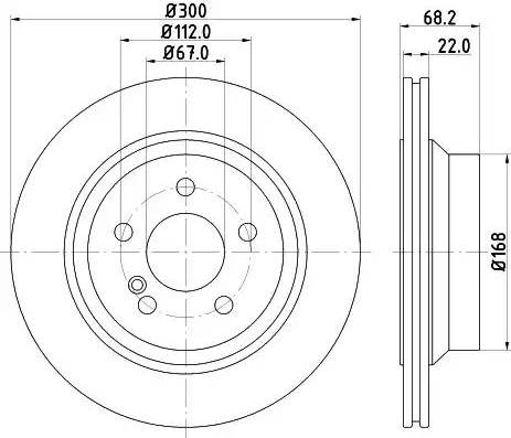 Mintex MDC1634 - Piduriketas multiparts.ee