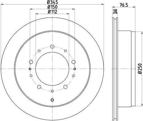 Mintex MDC2288 - Piduriketas multiparts.ee