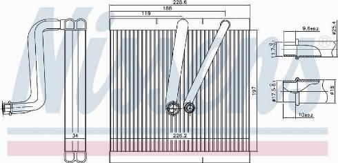 Nissens 92321 - Aurusti,kliimaseade multiparts.ee