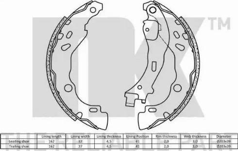 NK 2723711 - Piduriklotside komplekt multiparts.ee