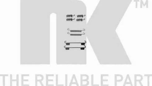 NK 7947868 - Lisakomplekt, seisupiduriklotsid multiparts.ee