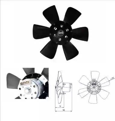NRF 47390 - Ventilaator,mootorijahutus multiparts.ee