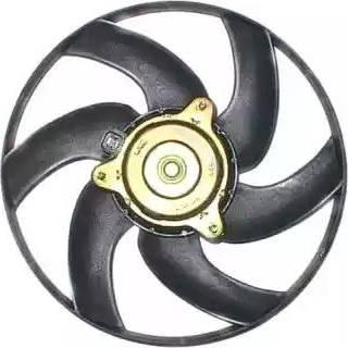 NRF 47332 - Ventilaator,mootorijahutus multiparts.ee