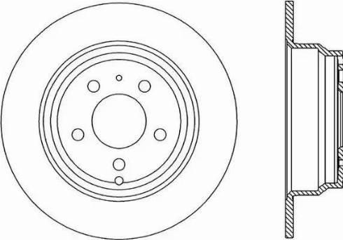 Open Parts BDA1616.10 - Piduriketas multiparts.ee