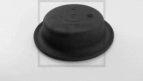 PE Automotive 076.414-10A - Membraan,vedrusilinder multiparts.ee