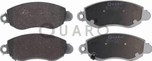 QUARO QP4634 - Piduriklotsi komplekt,ketaspidur multiparts.ee