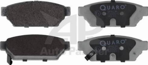 QUARO QP4196 - Piduriklotsi komplekt,ketaspidur multiparts.ee