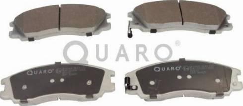 QUARO QP4269 - Piduriklotsi komplekt,ketaspidur multiparts.ee