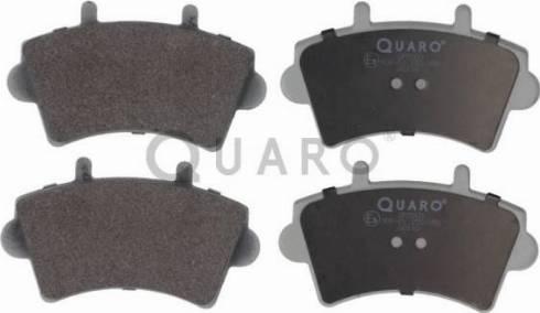 QUARO QP5903 - Piduriklotsi komplekt,ketaspidur multiparts.ee