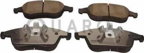 QUARO QP5929C - Piduriklotsi komplekt,ketaspidur multiparts.ee