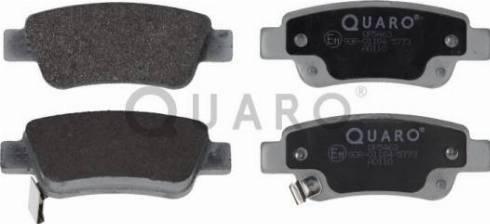 QUARO QP5463 - Piduriklotsi komplekt,ketaspidur multiparts.ee