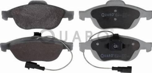 QUARO QP5089 - Piduriklotsi komplekt,ketaspidur multiparts.ee