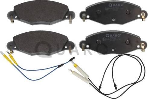 QUARO QP5885 - Piduriklotsi komplekt,ketaspidur multiparts.ee