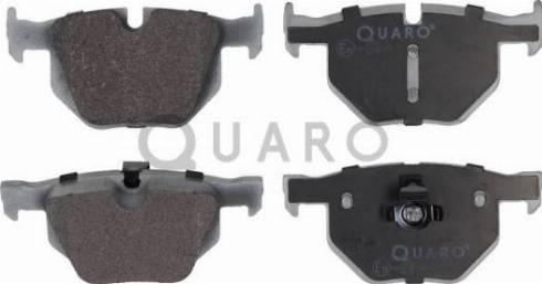 QUARO QP6562 - Piduriklotsi komplekt,ketaspidur multiparts.ee