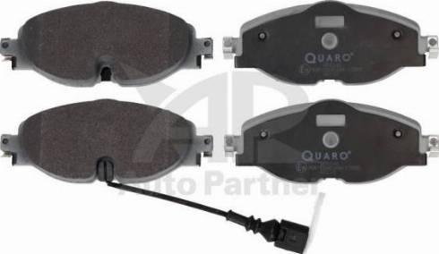 QUARO QP6148 - Piduriklotsi komplekt,ketaspidur multiparts.ee