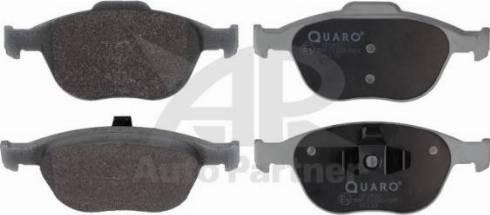 QUARO QP3492 - Piduriklotsi komplekt,ketaspidur multiparts.ee