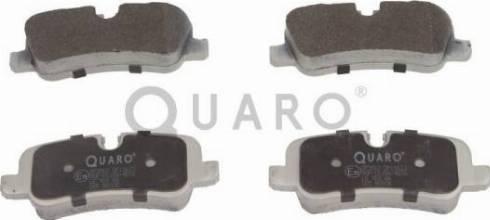 QUARO QP3062 - Piduriklotsi komplekt,ketaspidur multiparts.ee