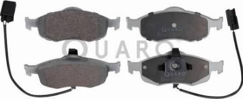 QUARO QP3109 - Piduriklotsi komplekt,ketaspidur multiparts.ee