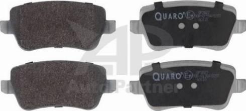 QUARO QP3827 - Piduriklotsi komplekt,ketaspidur multiparts.ee