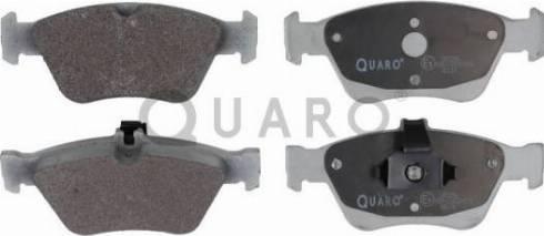 QUARO QP3256 - Piduriklotsi komplekt,ketaspidur multiparts.ee