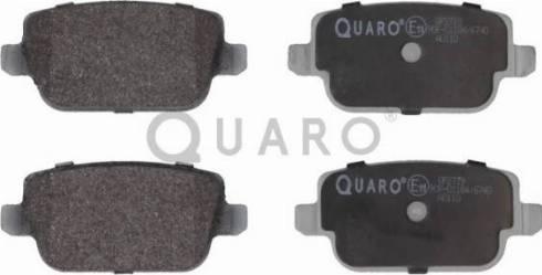QUARO QP2719 - Piduriklotsi komplekt,ketaspidur multiparts.ee