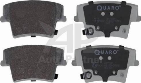 QUARO QP7302 - Piduriklotsi komplekt,ketaspidur multiparts.ee