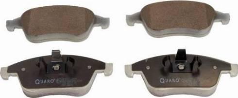 QUARO QP7313 - Piduriklotsi komplekt,ketaspidur multiparts.ee