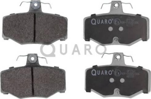 QUARO QP7762 - Piduriklotsi komplekt,ketaspidur multiparts.ee