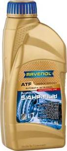 Ravenol 1212104-001-01-999 - Automaatkäigukasti õli multiparts.ee