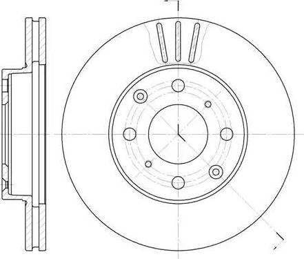 Remsa 6108.10 - Piduriketas multiparts.ee