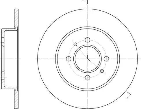 Remsa 6239.00 - Piduriketas multiparts.ee