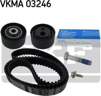 SKF VKMA 03246 - Hammasrihma komplekt multiparts.ee