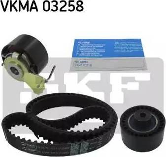 SKF VKMA 03258 - Hammasrihma komplekt multiparts.ee