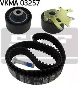 SKF VKMA 03257 - Hammasrihma komplekt multiparts.ee