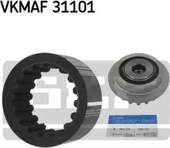 SKF VKMAF 31101 - Paindlik sidurimuhv-komplekt multiparts.ee