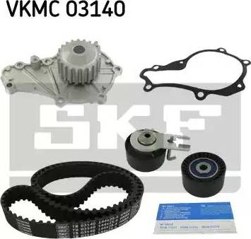 SKF VKMC 03140 - Veepump + hammasrihmakomplekt multiparts.ee