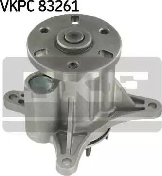SKF VKPC 83261 - Veepump multiparts.ee