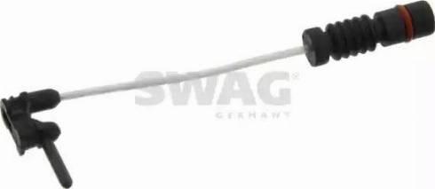 Swag 99 90 3902 - Hoiatuskontakt, piduriklotsi kulumine multiparts.ee