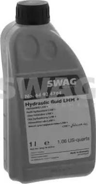 Swag 64 92 4704 - Keskhüdraulika õli multiparts.ee
