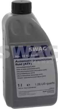 Swag 10 92 9449 - Automaatkäigukasti õli multiparts.ee