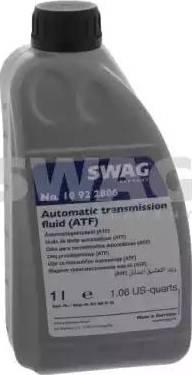 Swag 10 92 2806 - Automaatkäigukasti õli multiparts.ee