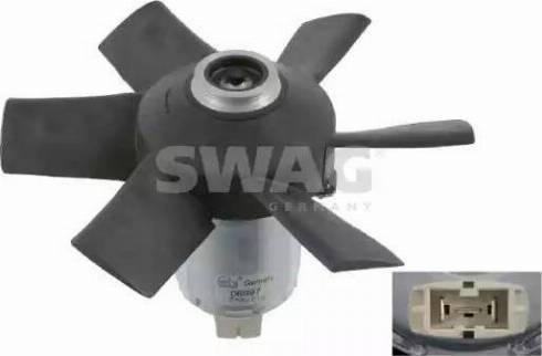 Swag 30 90 6997 - Ventilaator,mootorijahutus multiparts.ee