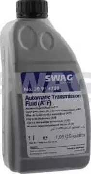 Swag 30 91 4738 - Automaatkäigukasti õli multiparts.ee