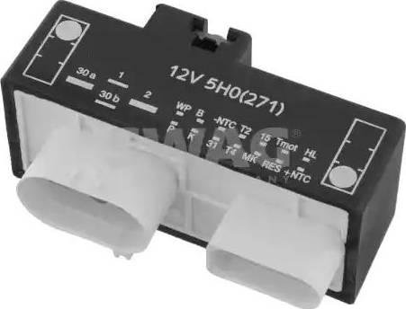 Swag 32 92 6141 - Relee,radiaatoriventilaatori jaoks multiparts.ee