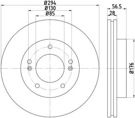 Textar 92203203 - Piduriketas multiparts.ee