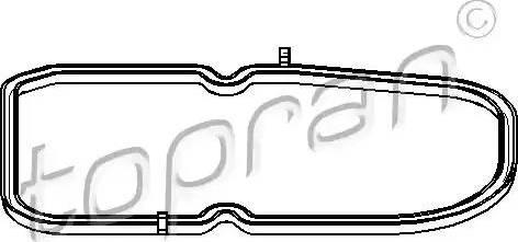 Topran 400 133 - Tihend,õlivann-automaatk.kast multiparts.ee